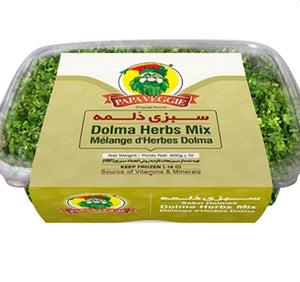 Dolma herbs mix - سبزی دلمه