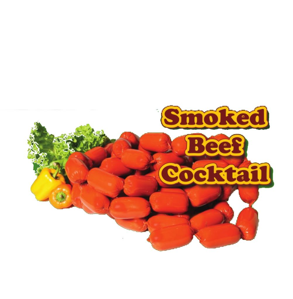smoked beef cocktail - کوکتل گوشت دودی