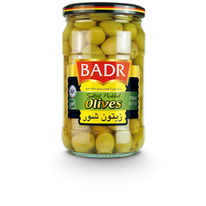 Salted pickled olives - زیتون شور