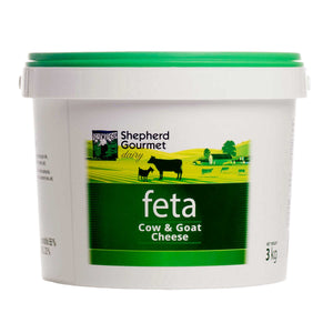 Cow and Goat Feta Cheese - پنیر فتا گاو و بز