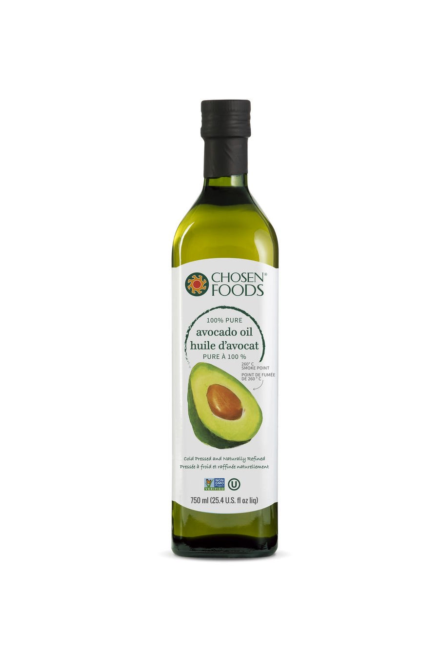 100% Pure Avocado Oil - روغن اواکادو خالص