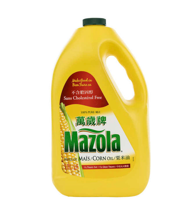 Mazola Corn Oil - روغن ذرت