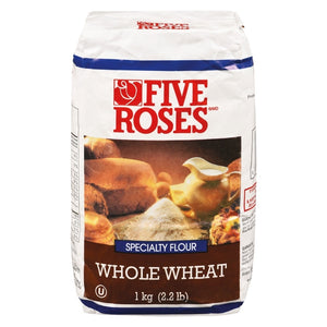 Whole Wheat Flour - آرد هولویت (سبوس دار)