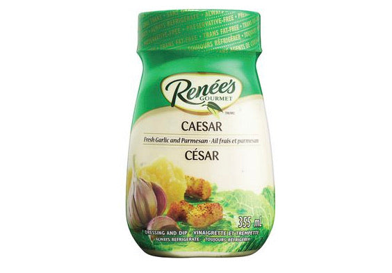 Renee's Caesar Dressing _ سس سالاد سزار