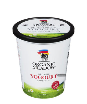 Organic Meadow Yogurt- ماست اورگنیک