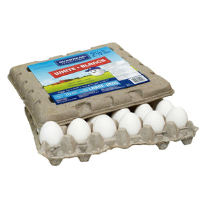 Large Loose White Eggs - تخم مرغ بزرگ