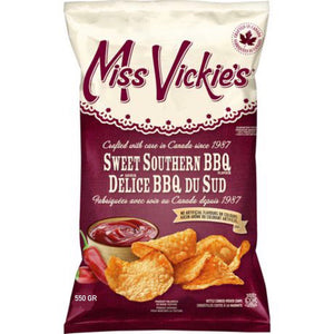 Sweet Southern BBQ Chips - چیپس بابیکیو