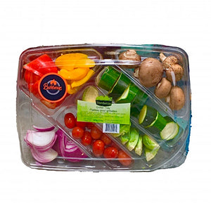 Griller vegetable Tray -  سینی سبزیجات گریلی