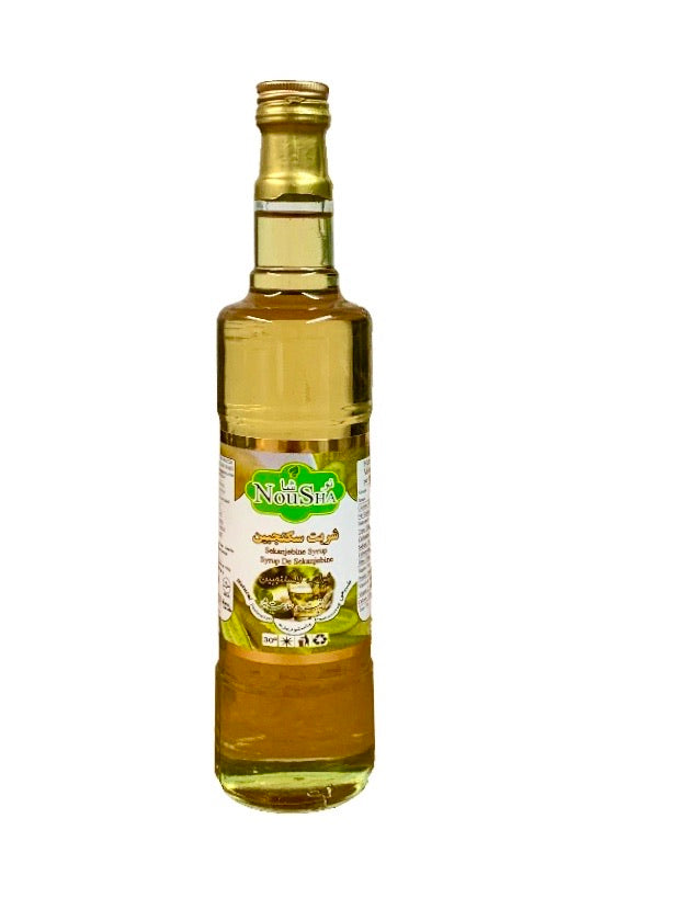 Grape(Oxymel)Syrup - ‫شربت سکنجبین