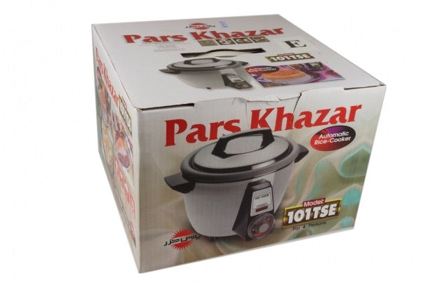 Pars Khazar Electric Rice Cooker - پلوپز پارس خزر
