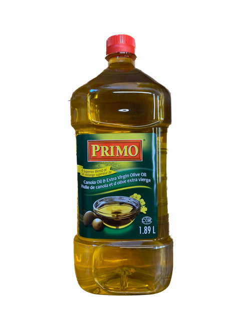 Canola oil & Extra Virgin olive oil - روغن زیتون