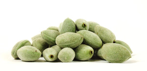 Fresh Green Almond - بادام تازه