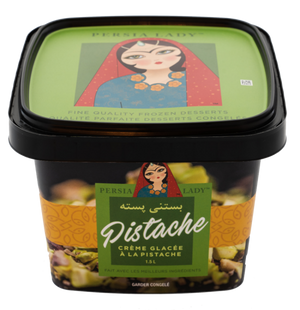 Pistachio Ice Cream - بستنی پسته