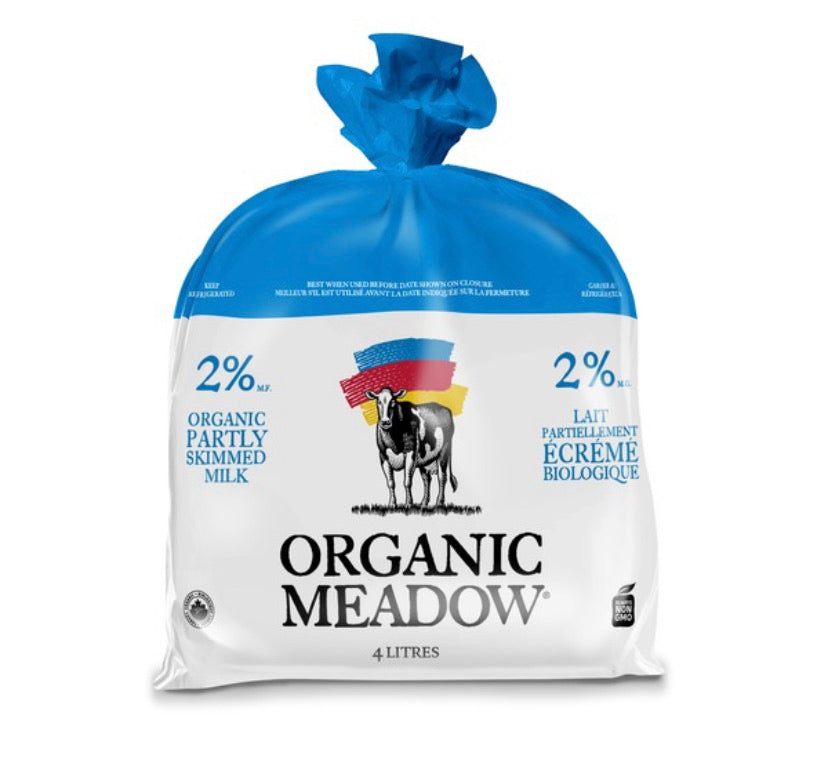 Organic Meadow Milk - شیر اورگنیک