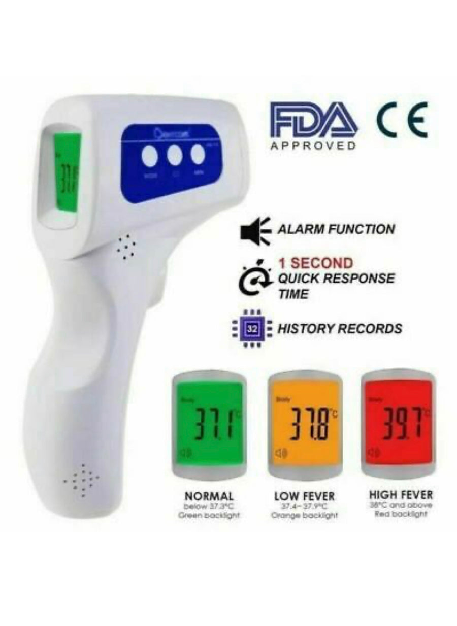Non-Contact Infrared Digital Thermometer - تب سنج دیجیتال بدون تماس