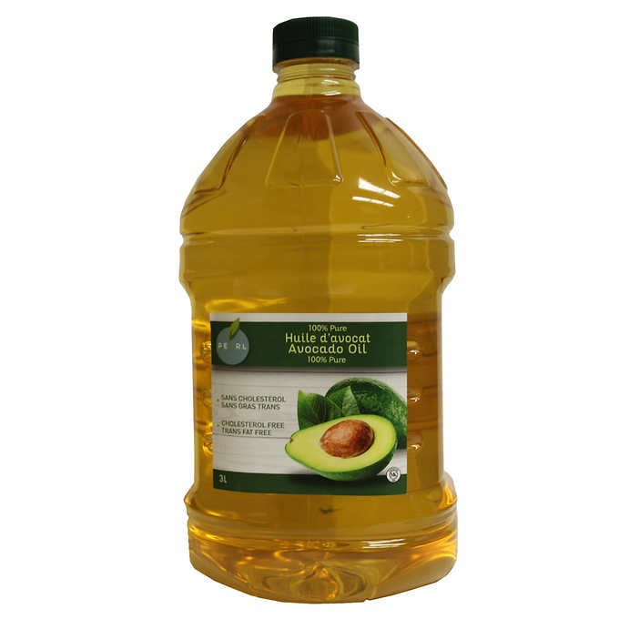 100% Pure Avocado Oil - روغن آواکادو خالص