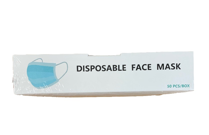 Disposable face mask - ماسک