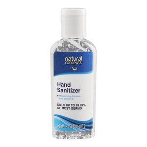 Natural Concepts Hand Sanitizer - ژل ضدعفونی کننده