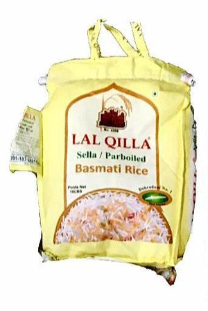 Sella Basmati Rice - برنخ باسماتی سلا