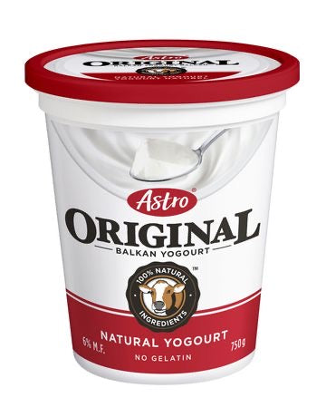 Plain yogurt - ماست ساده