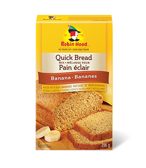 Quick Banana Bread Mix - میکس کیک موزی