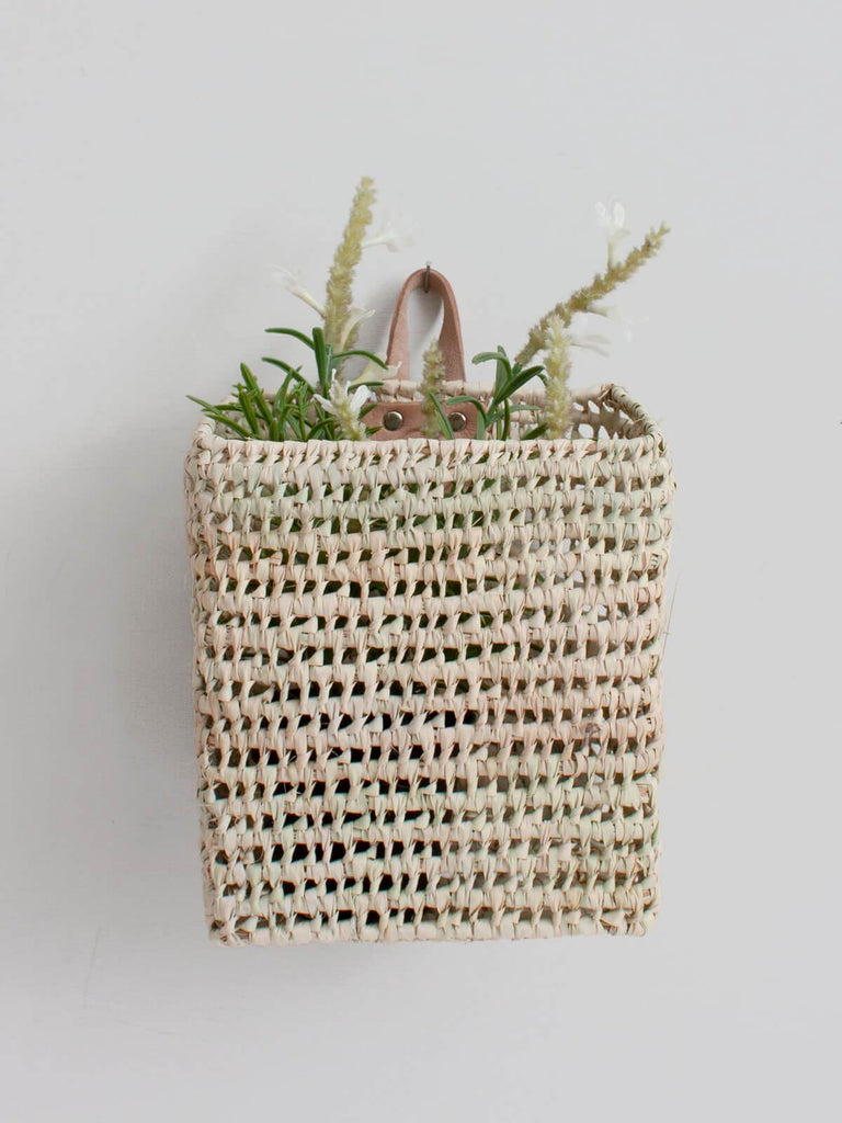 Mini Wall Basket - Half Circle, Square & Rectangle - Pretty Snippets Kids Toys & Accessories