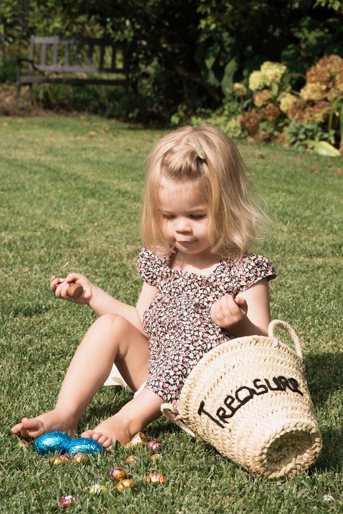 'Treasure' Mini Basket - Pretty Snippets Kids Toys & Accessories