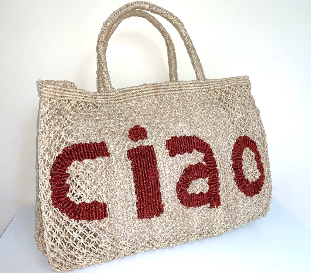 Ciao - Natural & Rust (Small) - Pretty Snippets Kids Toys & Accessories