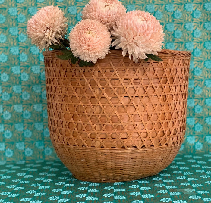 Woven Basket - Vintage - Pretty Snippets Kids Toys & Accessories