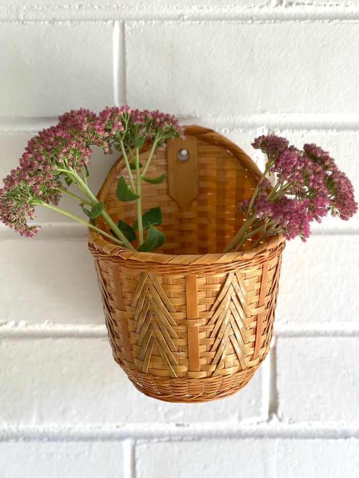Wall planter - Vintage