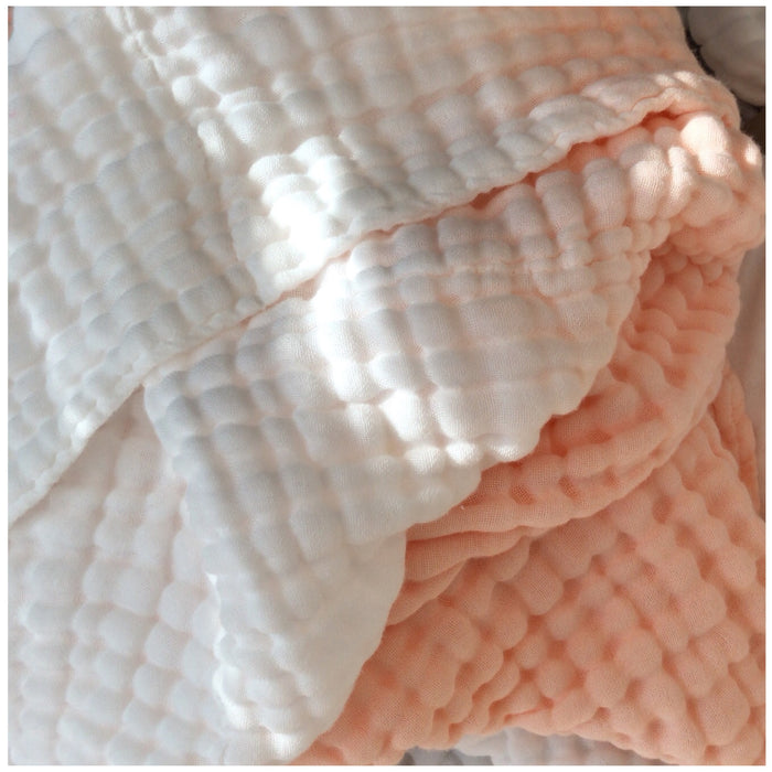 Baby Blanket - Apricot Ombré - Pretty Snippets Kids Toys & Accessories