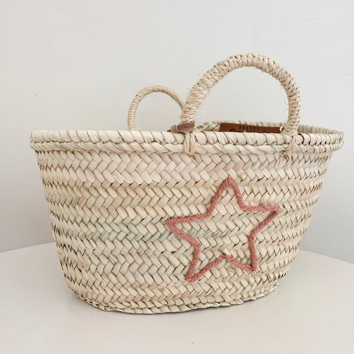 Star Basket (Small) - Pretty Snippets Kids Toys & Accessories