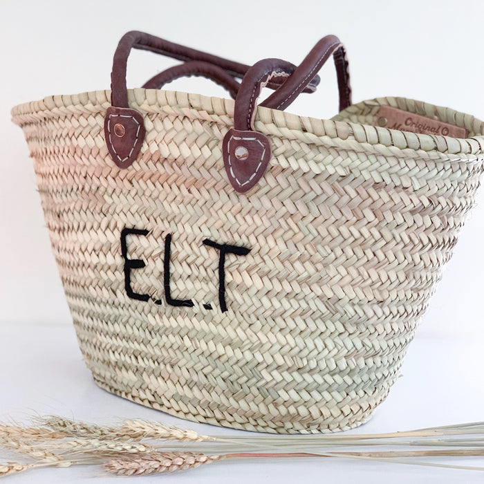 Personalised Market Bag - Next Order Deadline: 1st October '19 - Pretty Snippets Kids Toys & Accessories