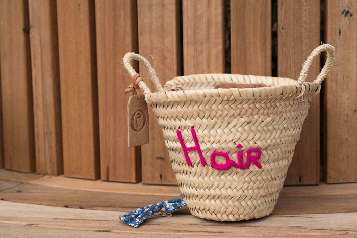 'Hair' Mini Basket - Pretty Snippets Kids Toys & Accessories