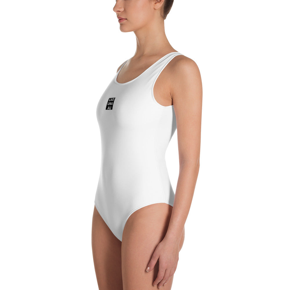 Laguna AU  Original One-Piece Swimsuit