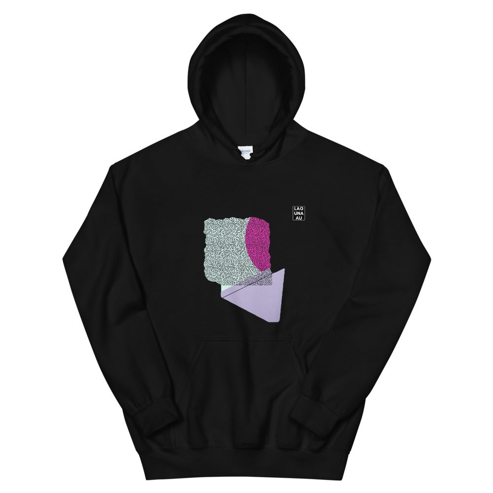 Retro Abstract Hoodie