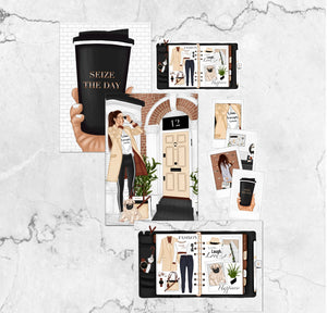 Carpe Diem Dashboard Bundle