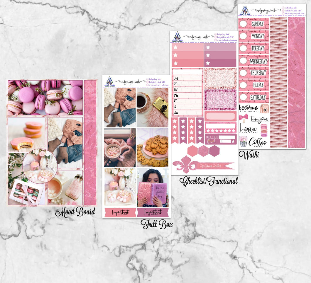 Cocoa, Cookies & Planning Bundle