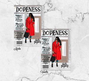 DOPENESS Digital Dashboard