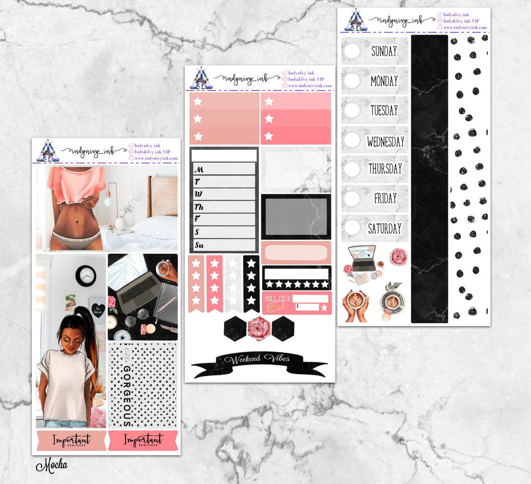 Planner Abyss Baby Kit