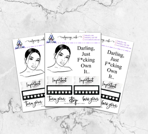 Darling Mini Sampler