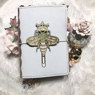 Queen Bee Planner Clip