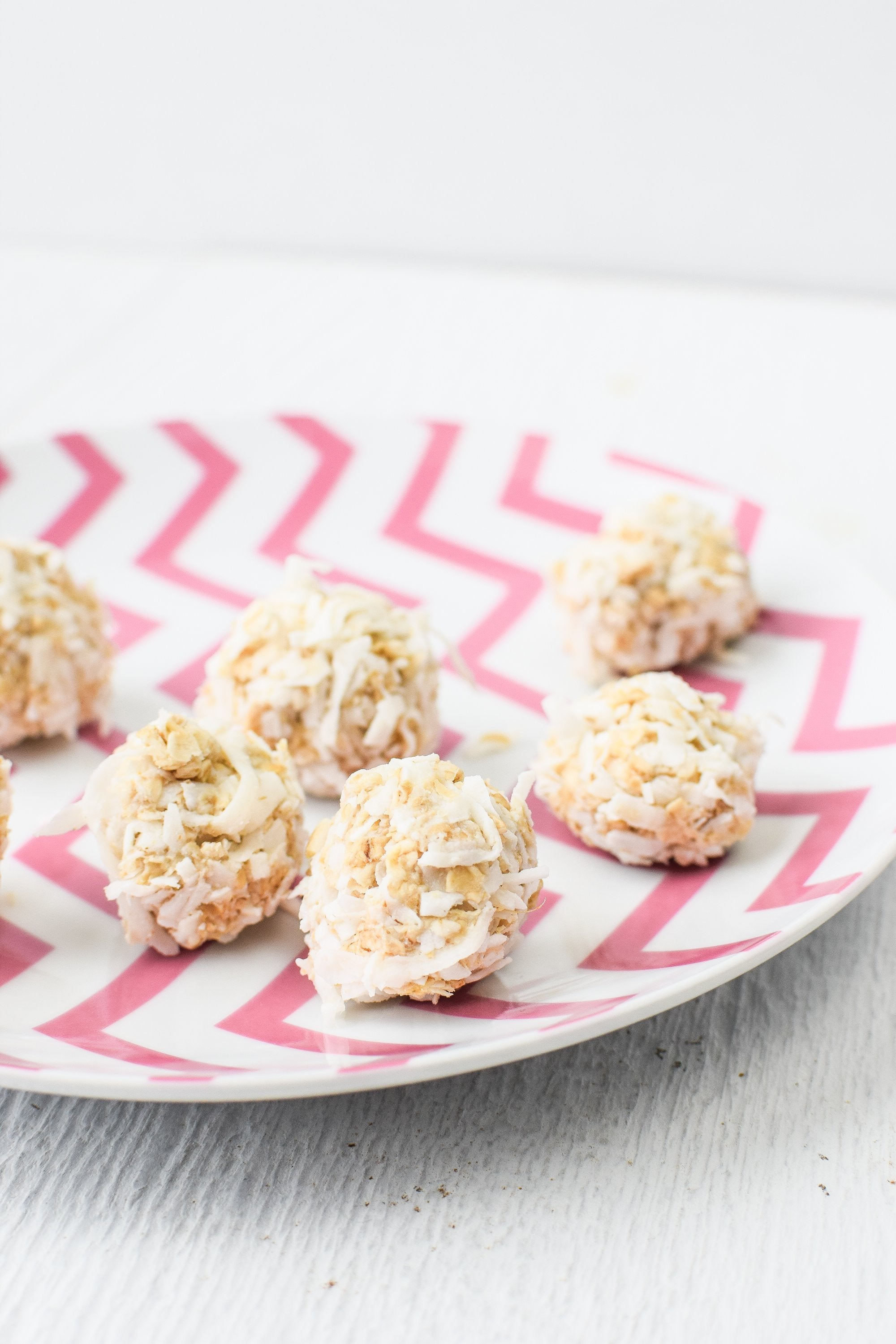 Easy Homemade Treats for Dogs: Coconut Oatmeal Bites