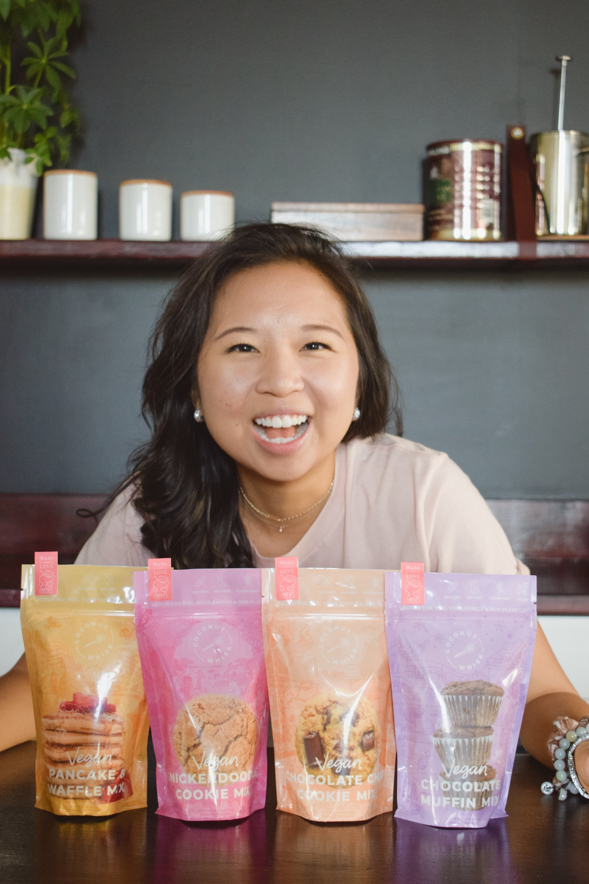 Coconut Whisk Founders on Makers Of MN Podcast With Stephanie Hansen