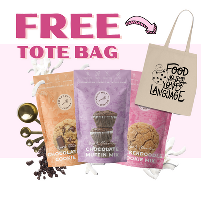 LIMITED-EDITION TRIO BUNDLE W/ FREE ECO-FRIENDLY TOTE BAG