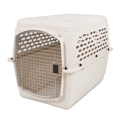 "Petmate Vari Kennel 40"" 70-90lb"