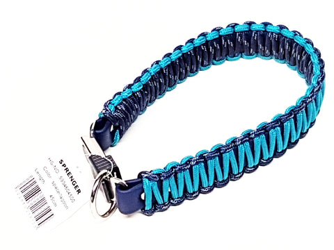 Parachute Cord Collar with Click Lock