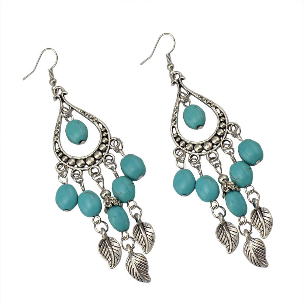 1 Pair Fashion Women Ladies Earrings Bohemia Style  Earrings