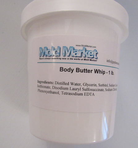 Body Butter Whip