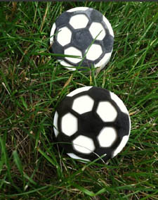 Soccer Ball Soap Mold